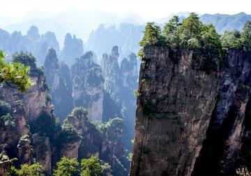 ที่เที่ยวธรรมชาติในจีน